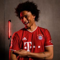 Picture of the 1.83 m (6 ft 0 in) tall German winger of Bayern Munich
