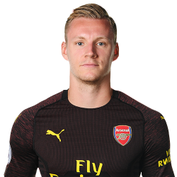 1976e9e570b Picture of the 1.90 m (6 ft 3 in) tall German goalkeeper of Arsenal. Bio  Bernd  Leno ...
