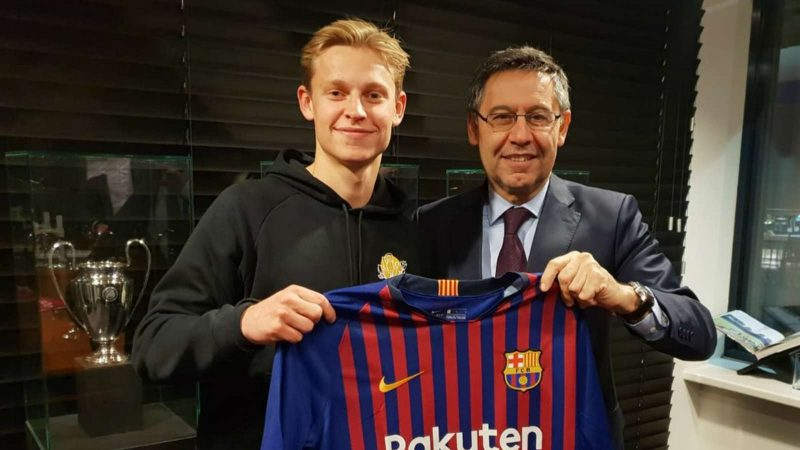frenkie transfer