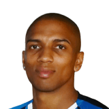 Picture of the 1.75 m (5 ft 9 in) tall English wing back of Inter Milan