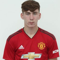 Picture of the 1.82 m (5 ft 11 in) tall English defensive midfielder of Manchester United