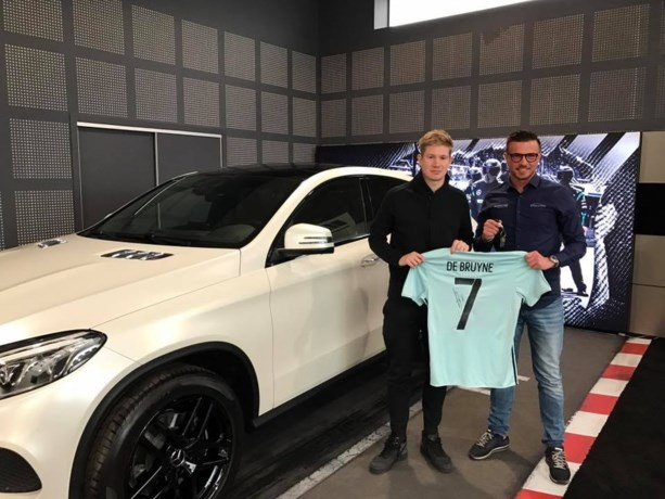 De Bruyne Car Salary