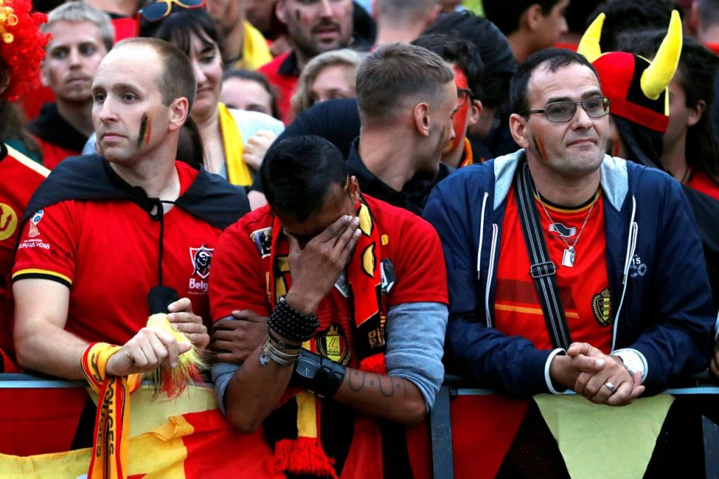 Belgium national stadium