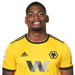 Picture of the 1.75 m (5 ft 9 in) tall Portuguese winger of Wolverhampton Wanderers