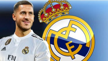 hazard real madrid