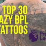 premier league tattoos