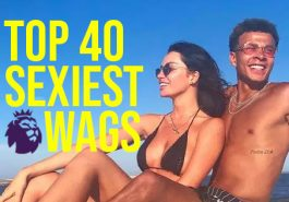 Premier League wives and girlfriends wags