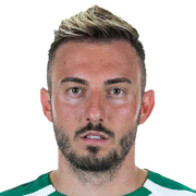 Picture of the 1.84 m (6 ft 0 in tall Swiss striker of Norwich City