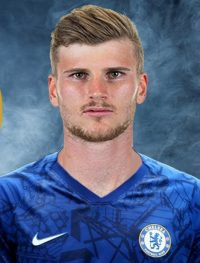 Picture of the 1.80 m (5 ft 11 in) tall German Striker of Chelsea
