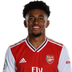 Picture of the 1.75 m (5 ft 9 in) tall English/Zimbabwean right winger of Arsenal