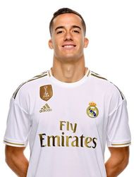 Picture of the 1.73 m (5 ft 8 in) tall Spanish right winger of Real Madrid