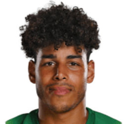 Picture of the 1.72 m (5 ft 8 in) tall Cuban left winger of Norwich City
