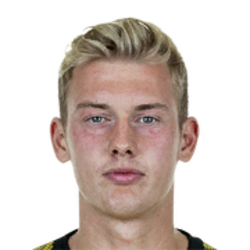 Picture of the 1.85 m (6 ft 1 in) tall German forward of Borussia Dortmund