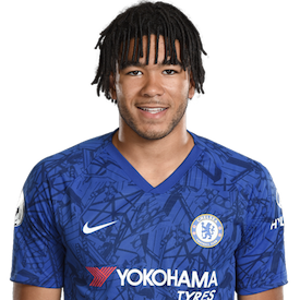 Picture of the 1.82 m (6 ft 0 in) tall English right back of Chelsea