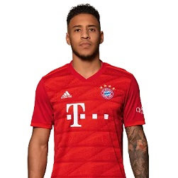 Picture of the 1.80 m (5 ft 11 in) tall French central midfielder of Bayern Munich