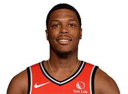 Picture of the 6 ft 0 in (1.83 m) tall American Point guard of Toronto Raptors