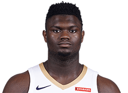 Picture of the 6 ft 6 in (1.98 m) tall American power forward/small forward of New Orleans Pelicans