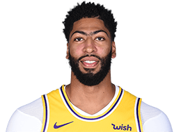 Picture of the 6 ft 10 in (2.08 m) tall American power forward of Los Angeles Lakers