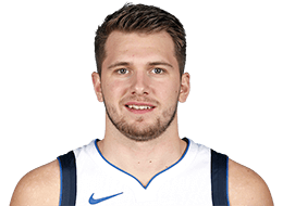 Picture of the 6 ft 7 in (2.01 m) tall Slovenian guard  of Dallas Mavericks