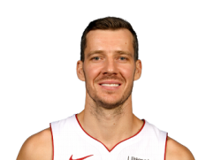 Picture of the 6 ft 3 in (1.91 m) tall Slovenian point guard of Miami Heat