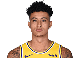 Picture of the 6 ft 10 in (2.08 m) tall American power forward / small forward of Los Angeles Lakers