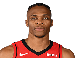 Picture of the 6 ft 3 in (1.91 m) tall American point guard/shooting guard of Houston Rockets