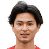 Picture of the 1.74 m (5 ft 9 in) tall Japanese  winger of Liverpool