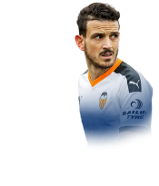 Picture of the 1.73 m (5 ft 8 in) tall Italian  right back of Valencia CF