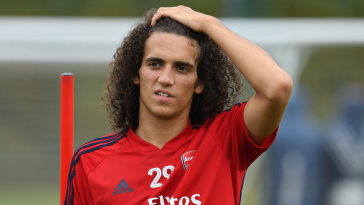 Guendouzi salary burnley