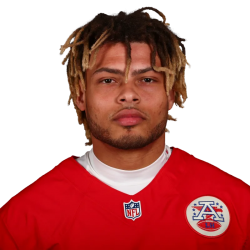 Picture of the 5 ft 9 in (1.75 m) tall American strong safety of Kansas City Chiefs