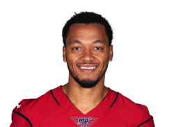 Picture of the 5 ft 10 in (1.78 m) tall American quarterback of Arizona Cardinals