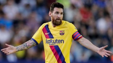 messi contract transfer
