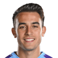 Picture of the 1.82 m (6 ft 0 in) tall Spanish center back of Manchester City
