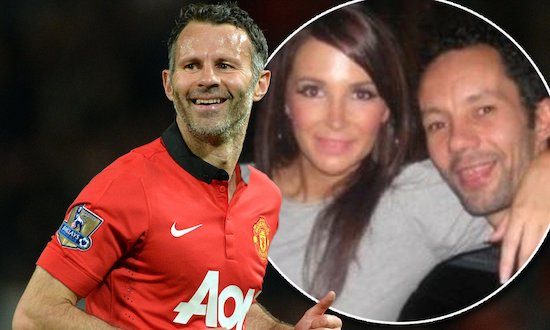 Ryan Giggs cheater wife