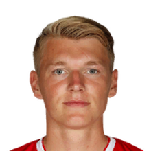 Picture of the 1.91 m (6 ft 3 in) tall Dutch centre back of Ajax