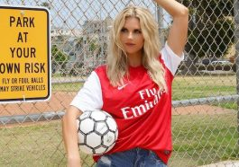 hottest female football players