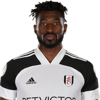 Picture of the 1.84 m (6 ft 0 in) tall Cameroonian defensive midfielder of Fulham