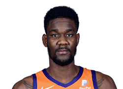 Picture of the 6 ft 11 in (2.11 m) tall Bahamian center / power forward of Phoenix Suns