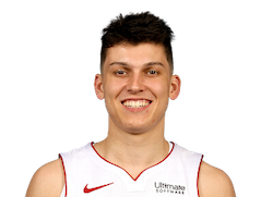 Picture of the 6 ft 6 in (1.98 m) tall American shooting guard of Miami Heat