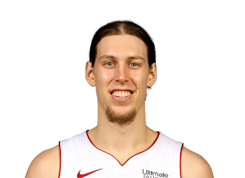 Picture of the 6 ft 11 in (2.11 m) tall Canadian center / power forward of Miami Heat
