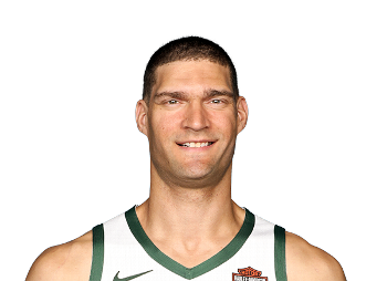 Picture of the 7 ft 0 in (2.13 m) tall American Center of Milwaukee Bucks