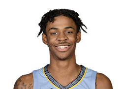 Picture of the 6 ft 3 in (1.91 m) tall American point guard of Memphis Grizzlies