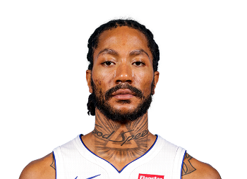 Picture of the 6 ft 2 in (1.88 m) tall American point guard of Detroit Pistons