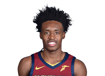 Picture of the 6 ft 1 in (1.85 m) tall American point guard / shooting guard of Cleveland Cavaliers