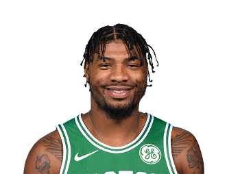 Picture of the 6 ft 3 in (1.91 m) tall American shooting guard / point guard of Boston Celtics