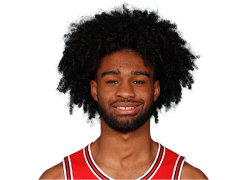 Picture of the 6 ft 4 in (1.93 m) tall American point guard of Chicago Bulls
