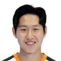 Picture of the 1.73 m (5 ft 8 in) tall South Korean attacking midfielder of Valencia CF